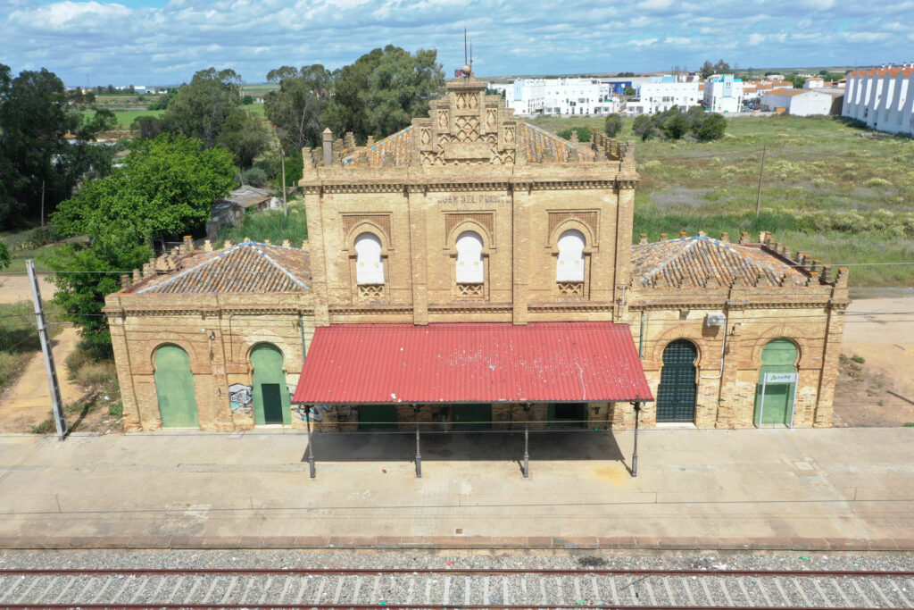Estación Sevilla-Huelva