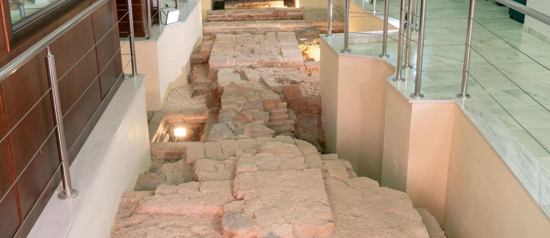 Restos Arqueológicos Convento del Carmen